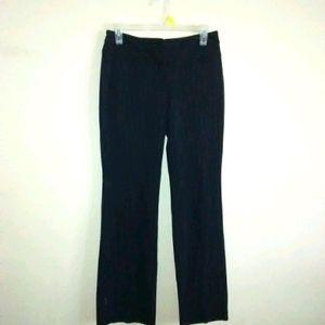 Express work pants navy size 0R wide leg